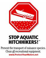 Stop Aquatic Hitchhikers!