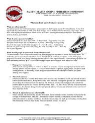 Zebra Mussel FAQ